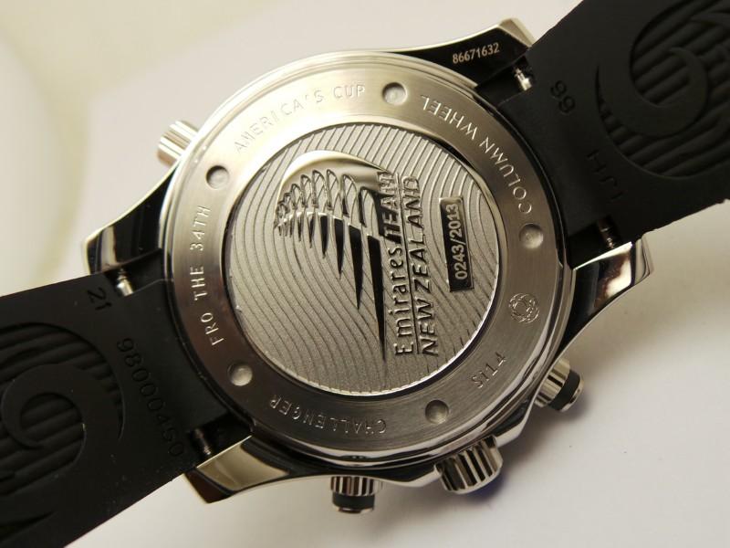 montres Omega Seamaster