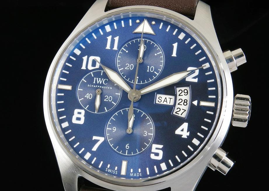 replique de montres IWC Pilot