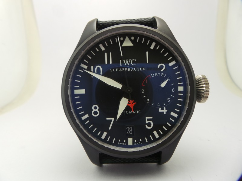 replique IWC Pilot