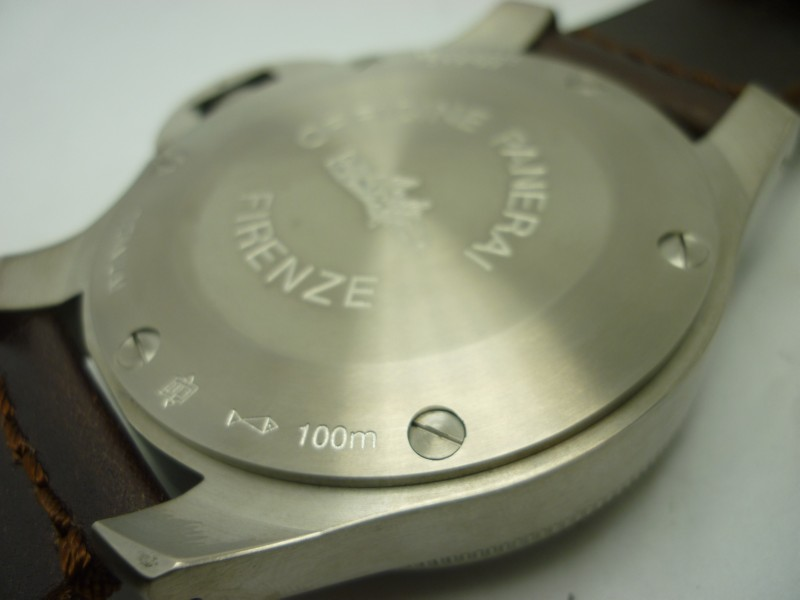 Panerai replique de movement suisse