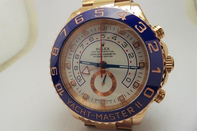 replique montre Rolex YachtMaster II